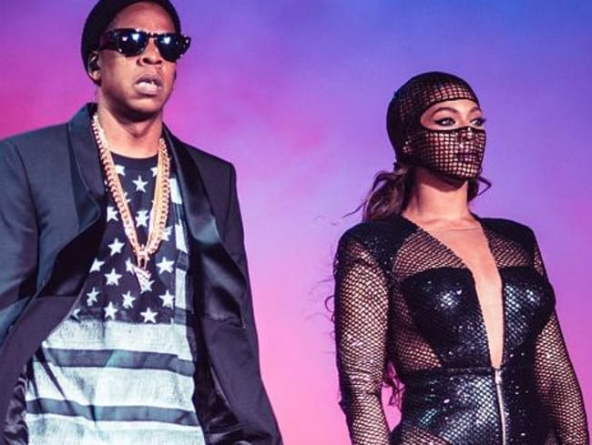 Are Beyonce and Jay Z heading for the dreaded D?