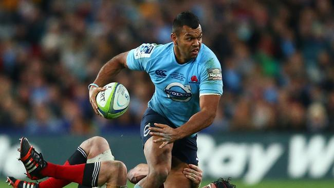 Kurtley Beale relished his move back to Sydney.