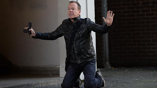 Will it crash and burn ... Jack Bauer has another crappy day with the return of 24.