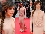 Eva Longoria walks the red carpet at the 2014 Cannes International Film Festival. Pictures: Getty