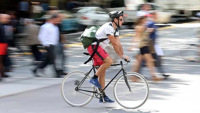 The animosity between cyclists and some motorists has hit a new low.