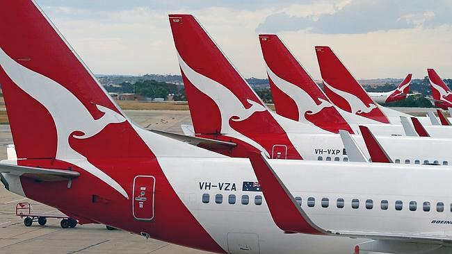 Qantas won't receive Government assistance.