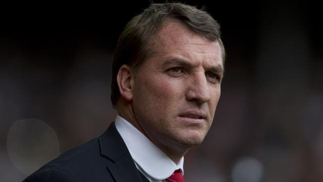 Liverpool manager Brendan Rodgers has to do it without Luis Suarez this season?