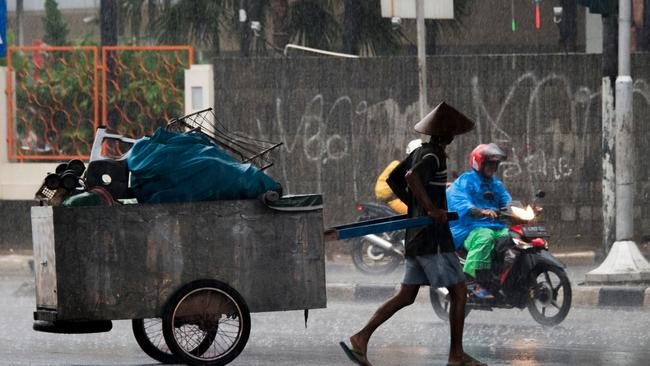 Indonesia has been criticised by the UN human rights chief this week. Source: AFP/ Bay Ismoyo