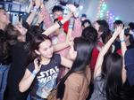 Young Yakutians let loose in a well-heated nightclub in Yakutsk. Picture: Picture: Amos Chapple/REX/Shutterstock/Australscope