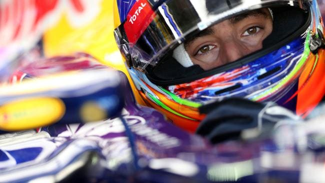 Ricciardo has been roundly praised for his German drive.