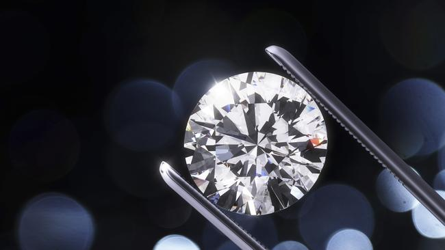 A Diamond is Forever? Hmm. Perhaps not. (Pic: Stockbyte)
