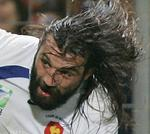 """<p>Even better is this effort from French rugby union player Sebastien Chabal. Little wonder they call him """"The Caveman"""".</p>"""