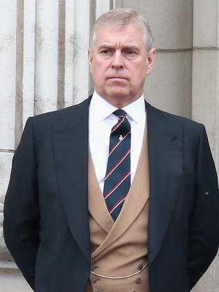 Prince Andrew. Picture: Getty