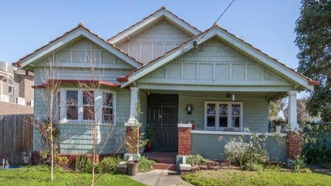 The property at 3 Bond St, Preston, comes with an original california bungalow and permits for six townhouses.