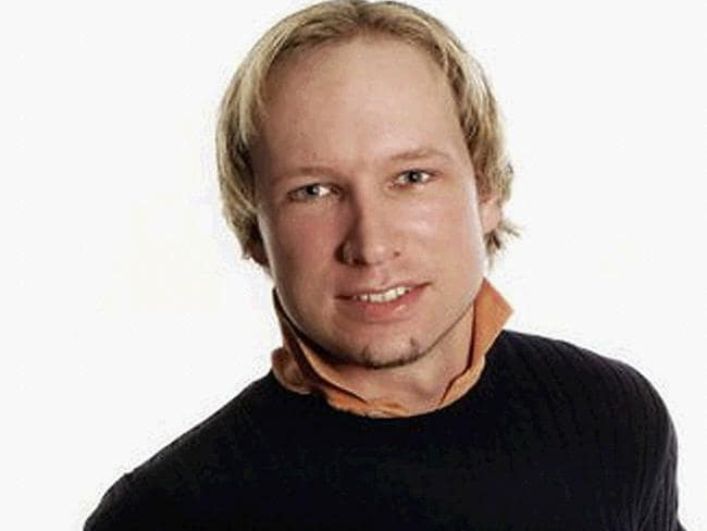 Another photograph from Breivik's Facebook page.