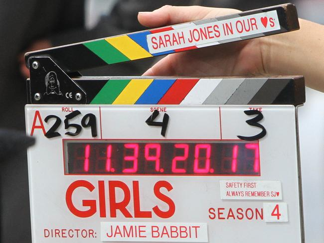 Girls season four is currently in production.