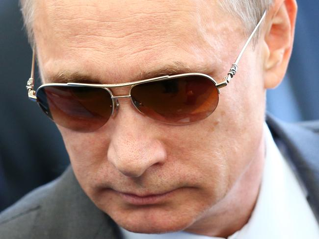 Associates of Russian President Vladimir Putin have moved as much as $2.6 billion through offshore accounts. Picture: Robert Cianflone/Getty
