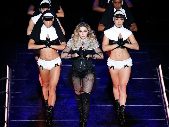 The father of the singer's adopted son said he was shocked by what he had heard abut Madonna's lifestyle.