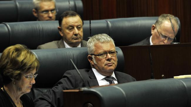 Troy Buswell has returned to work as Vasse MP after his car crash scandal. Picture: File image