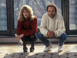 Poor Sally, constantly getting things mansplained to her by Harry. Photo: 'When Harry Met Sally'