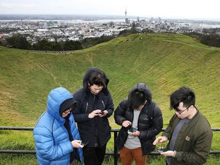 Pokemon GO App Popularity Soars As New Zealanders Join Worldwide Craze