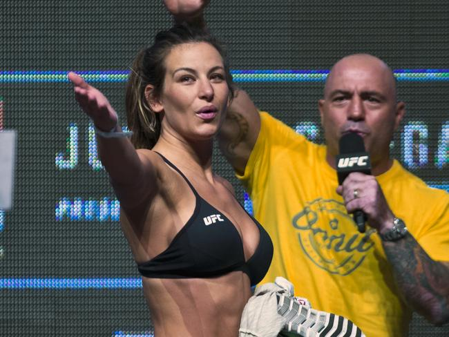 UFC 200 Results: Amanda Nunes Walks Through Miesha Tate
