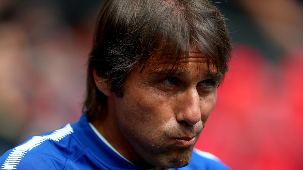 Antonio Conte, Manager of Chelsea.