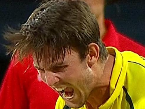 Aussies romp to victory in tri-series final