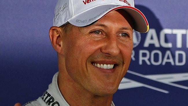 Michael Schumacher remains in a coma in a Grenoble Hospital.