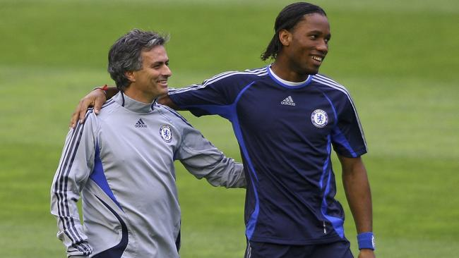 Chelsea coach Jose Mourinho and Didier Drogba are set to be reunited at Stamford Bridge.