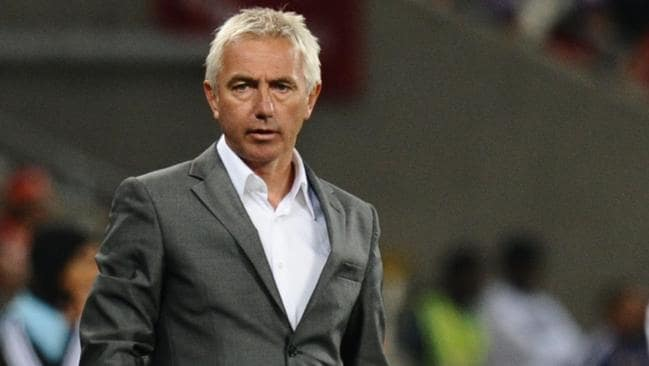 Socceroos v Saudi Arabia: Bert van Marwijk plotting to end ...