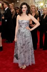"""Rachel Weisz attends the Met Gala 2015 """"China: Through The Looking Glass"""". Picture: Getty"""