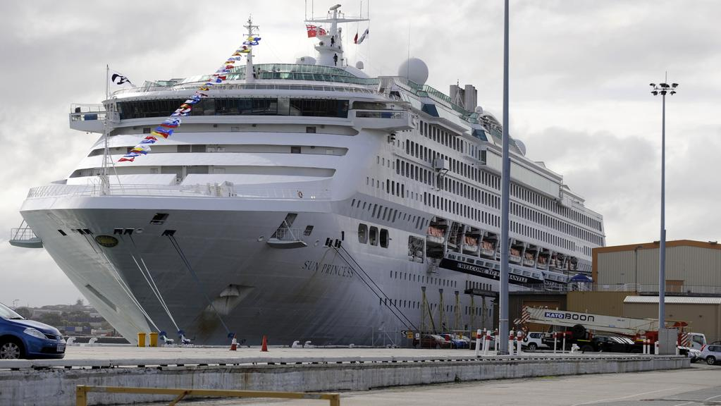Fremantle Ports Sale Could Sink Cruise Trade City Of
