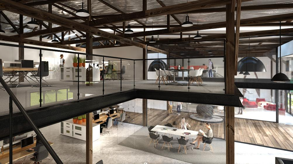 hi tech office. former alexandria woolsheds converted into hitech office space as suburb becomes creative hub hi tech