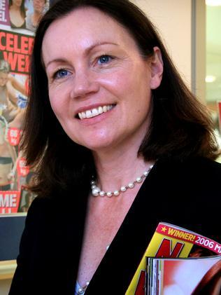 Editor Louisa Hatfield. Picture: Bob Finlayson