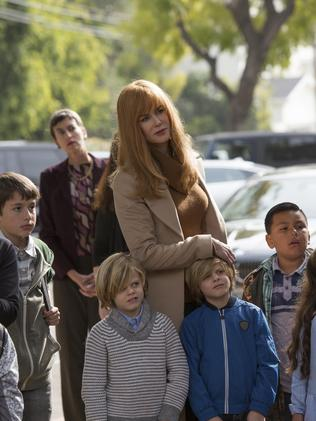 Watch Nicole Kidman Says Filming Big Little Lies Sex Scenes Left Her Humiliated and Ashamed video
