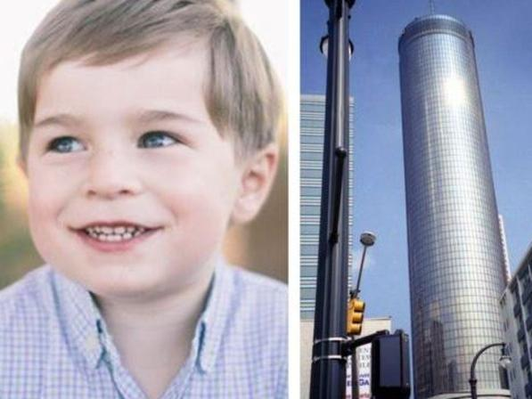 Charlie Holt died after his skull was crushed in the rotating wall of  an Atlanta restaurant