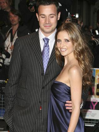 Freddie and his wife in 2007.