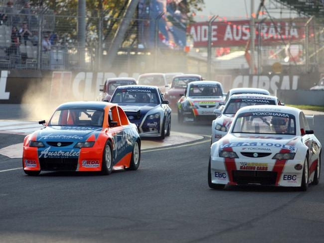 Aussie Racing Cars Making Clipsal 500 Comeback In 2016 Adelaide Now