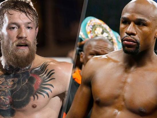 Why Conor and not Floyd is the PPV king: White