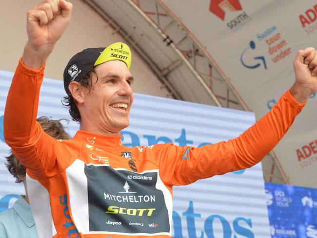 Tour Down Under stage six results: Daryl Impey wins the tour