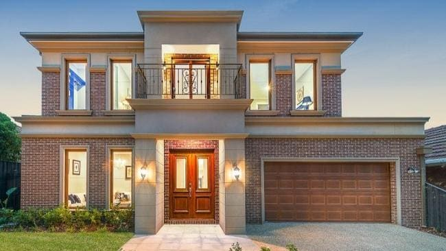 French Provincial Houses In Glen Waverley Break Monash