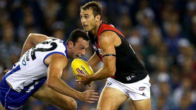 Jobe Watson believes he was given AOD-9604. Picture: Wayne Ludbey