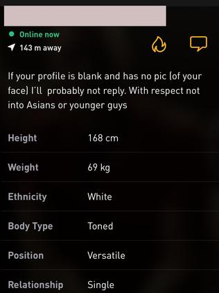 How is black people only dating sites not racist
