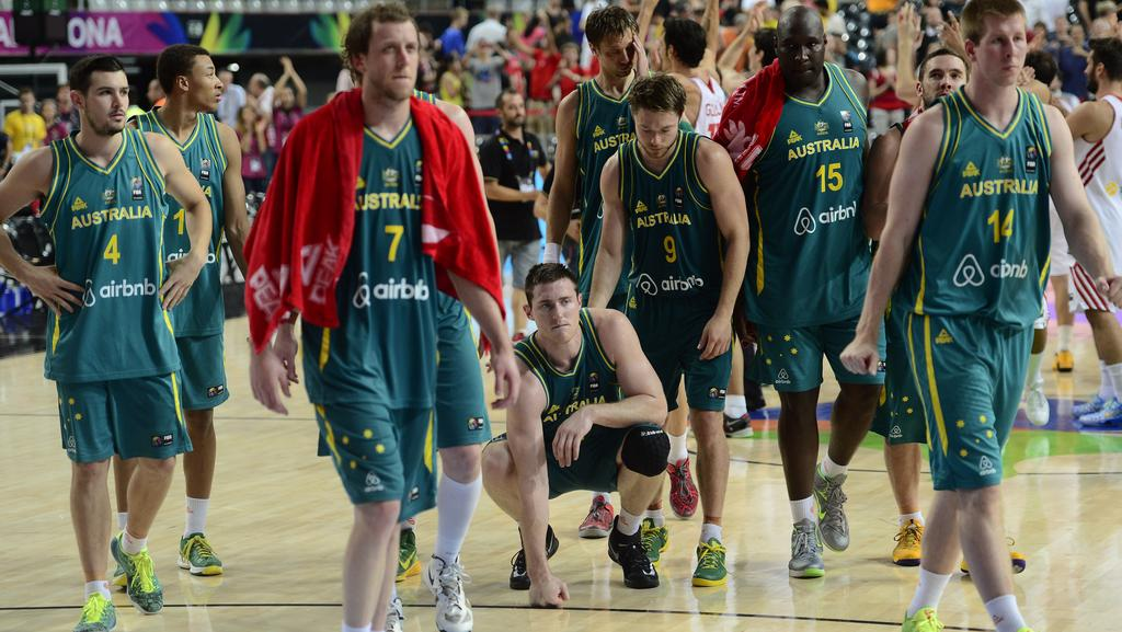 Australia knocked out of FIBA World Cup by Turkey ...