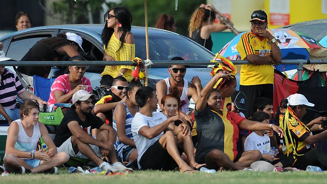 The spectators were out in force for the Moree Boomerangs' Grand Final featuring all three grades.