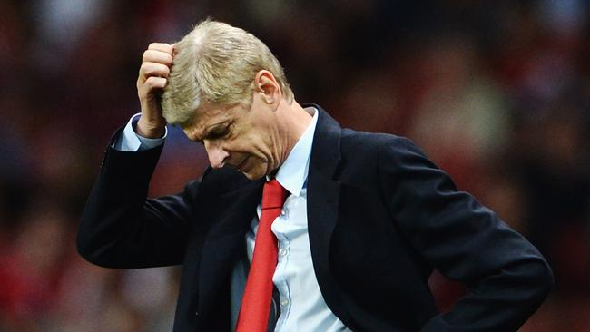 Arsene Wenger failed to land a centre-back of Deadline Day.