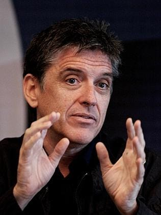 Fan favourite ... Craig Ferguson of 'The Late Late Show with Craig Ferguson'. Picture: Frederick M. Brown