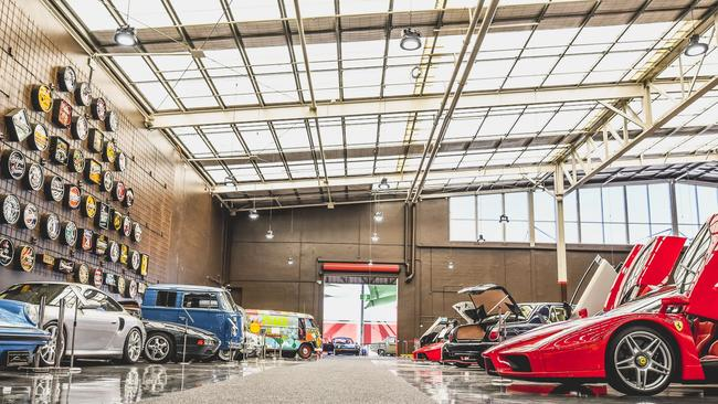 The Pickles luxury auction will be held later this month at the Gosford Car Museum. Pic: Supplied.