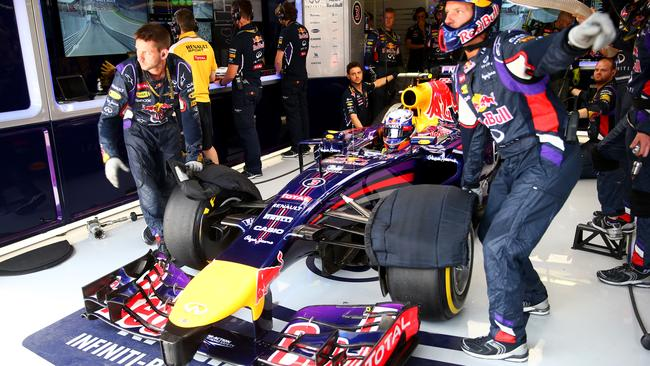 Red Bull will be hoping for a better showing at Silverstone.