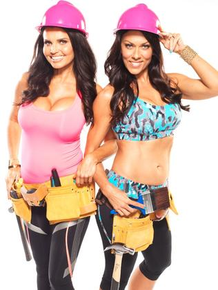 Suzi, 44, and Voni, 39, of the Gold Coast, Queensland. Suzi is a real estate agent. Voni is a fitness studio manager.