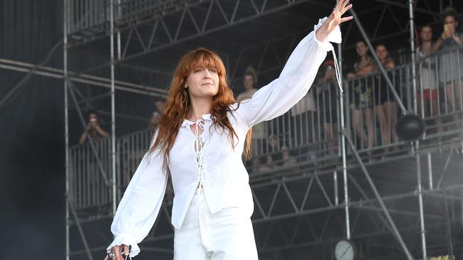 florence and the machine perth - photo #38
