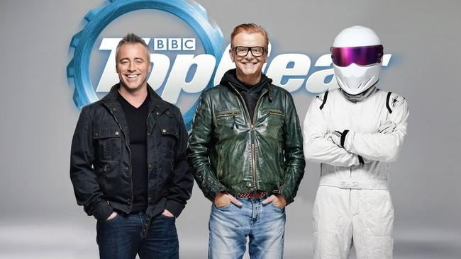 The new look Top Gear.