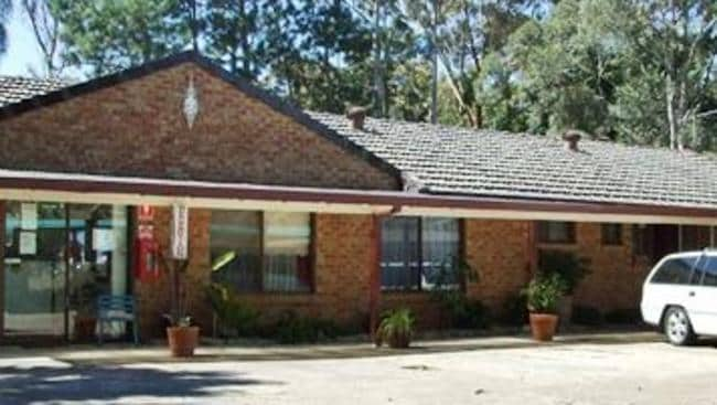 A home in Newcastle north of Sydney that Nathan bought for $650,000, when the market value was $1 million.